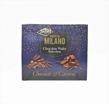 Jacob's Caffe Di Milano Chocolate Wafer Selection 240g PK16