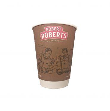 12oz Coffee Cups PK25