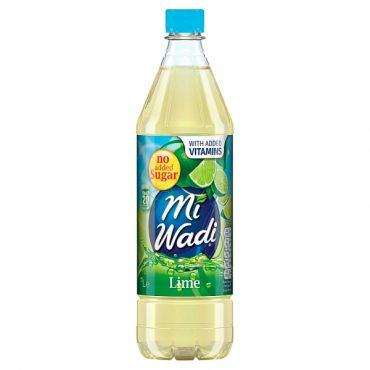 Mi Wadi Lime N.A.S 1ltr PK12